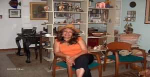 Mercedes1970 61 years old I am from Caracas/Distrito Capital, Seeking Dating Friendship with Man
