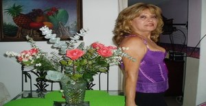 Caleña1954 64 years old I am from Cali/Valle Del Cauca, Seeking Dating Friendship with Man