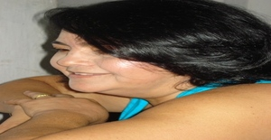 Lindavivi123 55 years old I am from Mossoró/Rio Grande do Norte, Seeking Dating Friendship with Man