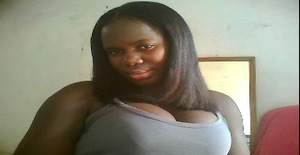 Yanah27 34 years old I am from Luanda/Luanda, Seeking Dating Friendship with Man
