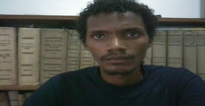 Zeca_principe 37 years old I am from Santo Antonio/São Tomé Island, Seeking Dating with Woman
