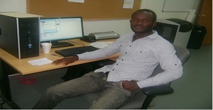 Lukanu 30 years old I am from Luanda/Luanda, Seeking Dating Friendship with Woman