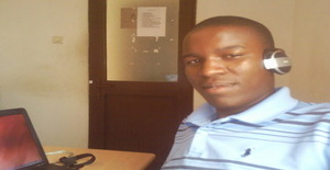 Carloscedson 31 years old I am from Luanda/Luanda, Seeking Dating Friendship with Woman