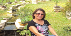 Lulucarinhosa60 62 years old I am from Fortaleza/Ceará, Seeking Dating Friendship with Man