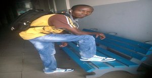Demorango 29 years old I am from Luanda/Luanda, Seeking Dating Friendship with Woman