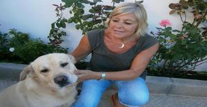 Isabelmateus 67 years old I am from Castro Marim/Algarve, Seeking Dating Friendship with Man