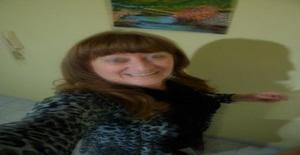 Jessicca50 57 years old I am from Goya/Corrientes, Seeking Dating Friendship with Man