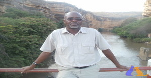 Xicoguedes 66 years old I am from Luanda/Luanda, Seeking Dating Friendship with Woman