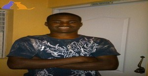 Elchulo 24 years old I am from Constanza/La Vega, Seeking Dating Friendship with Woman