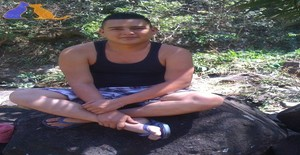 Miguel ezequiel 28 years old I am from El Salvador/San Salvador, Seeking Dating Friendship with Woman