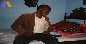 Frenk 30 years old I am from Maputo/Maputo, Seeking Dating Friendship with Woman