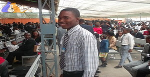 Jeson dias 23 years old I am from Luanda/Luanda, Seeking Dating Friendship with Woman