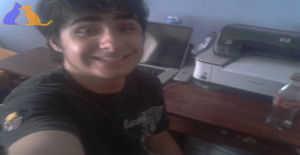 Luisbararg28 25 years old I am from San Francisco De Dos Ríos/San José, Seeking Dating Friendship with Woman
