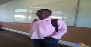 Nelsonmu 23 years old I am from Maputo/Maputo, Seeking Dating Friendship with Woman