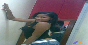 Daniela mesa 27 years old I am from Santo Domingo/Distrito Nacional, Seeking Dating Friendship with Man
