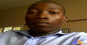 Eugenio 27 years old I am from Matola/Maputo, Seeking Dating Friendship with Woman
