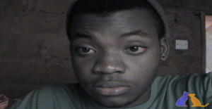 Juninho 25 years old I am from Maputo/Maputo, Seeking Dating Friendship with Woman
