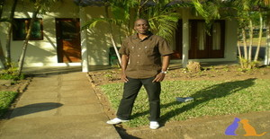 Gildo tomas 55 years old I am from Matola/Maputo, Seeking Dating Friendship with Woman