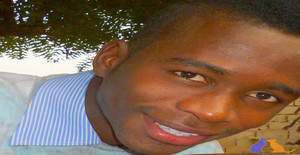 diogo 26 years old I am from Luanda/Luanda, Seeking Dating Friendship with Woman