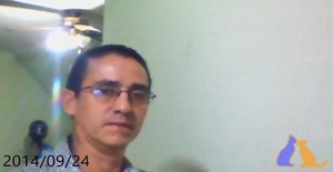 Eltetero 50 years old I am from Palmira/Valle del Cauca, Seeking Dating Friendship with Woman