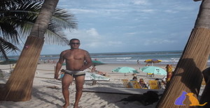 Marcoscariooca 42 years old I am from Recife/Pernambuco, Seeking Dating Friendship with Woman