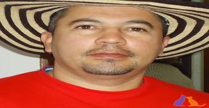 El pulpo 46 years old I am from Cali/Valle del Cauca, Seeking Dating Friendship with Woman