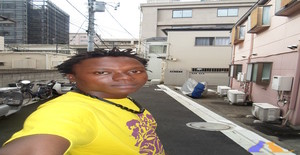 Nkondya 25 years old I am from Tokyo/Tokyo, Seeking Dating Friendship with Woman