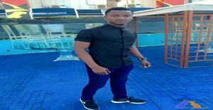 FredEncantador 25 years old I am from Luanda/Luanda, Seeking Dating Friendship with Woman