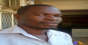 Naguambe 33 years old I am from Maputo/Maputo, Seeking Dating Friendship with Woman
