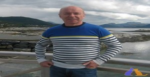 Homem da Noruega 56 years old I am from Bergen/Hordaland, Seeking Dating Friendship with Woman