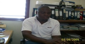Libombo 44 years old I am from Maputo/Maputo, Seeking Dating Friendship with Woman