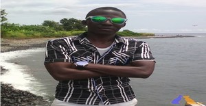 negrão 25 years old I am from São Tomé/Ilha de São Tomé, Seeking Dating Friendship with Woman