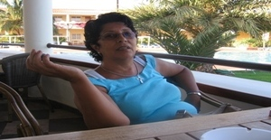 Ruthmargaret 65 years old I am from Praia/Ilha de Santiago, Seeking Dating Friendship with Man