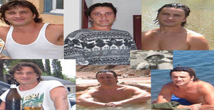 Gerarj68 50 years old I am from Embalse/Córdoba, Seeking Dating Friendship with Woman