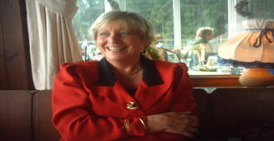 Ma-jora 75 years old I am from Konstanz/Baden-württemberg, Seeking Dating Friendship with Man