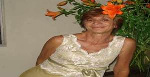Baianeira 81 years old I am from Belo Horizonte/Minas Gerais, Seeking Dating with Man