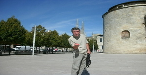 Relvado 52 years old I am from Bordeaux/Aquitaine, Seeking Dating Friendship with Woman