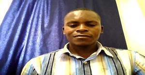 Johnnytxifutxilu 43 years old I am from Luanda/Luanda, Seeking Dating Friendship with Woman