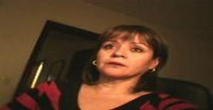 Cristy_58 59 years old I am from Monterrey/Nuevo Leon, Seeking Dating Friendship with Man