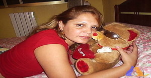 Shirleysilva 46 years old I am from Poblete/Castilla la Mancha, Seeking Dating Friendship with Man