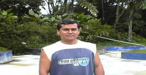 Fnpd_68 50 years old I am from Quito/Pichincha, Seeking Dating Friendship with Woman
